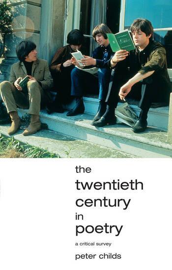 The Twentieth Century in Poetry book cover