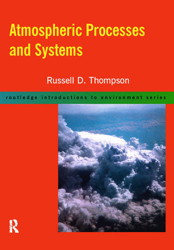 Atmospheric Processes and Systems book cover
