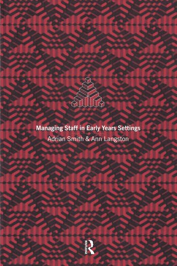 Managing Staff in Early Years Settings book cover