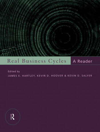 Real Business Cycles A Reader book cover