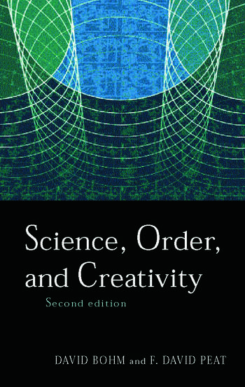 Science, Order and Creativity second edition book cover