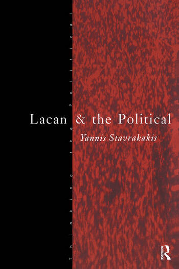 Lacan and the Political book cover