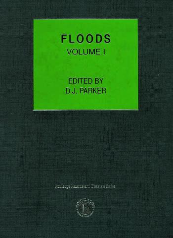 Floods book cover