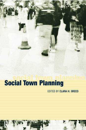 Social Town Planning book cover