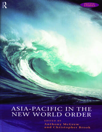 Asia-Pacific in the New World Order book cover