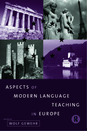Aspects of Modern Language Teaching in Europe book cover