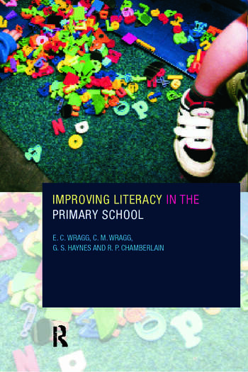 Improving Literacy in the Primary School book cover