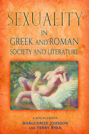 Sexuality in Greek and Roman Literature and Society A Sourcebook book cover