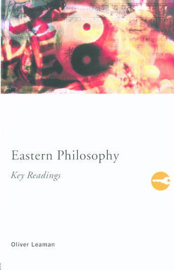 Eastern Philosophy: Key Readings book cover