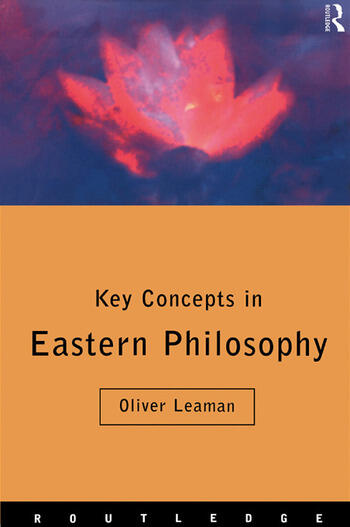 Key Concepts in Eastern Philosophy book cover