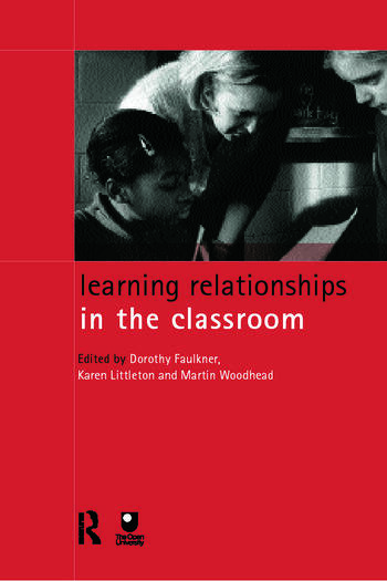 Learning Relationships in the Classroom book cover