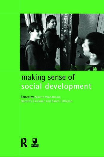 Making Sense of Social Development book cover