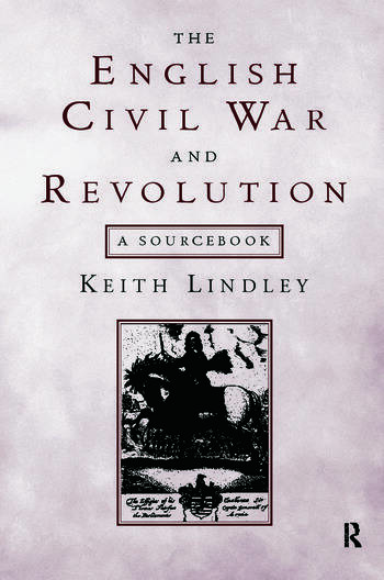 The English Civil War and Revolution A Sourcebook book cover