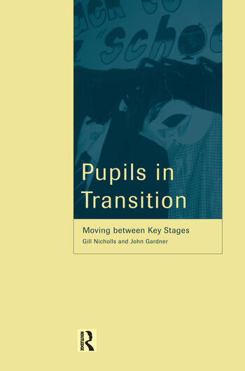 Pupils in Transition book cover