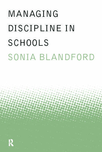 Managing Discipline in Schools book cover