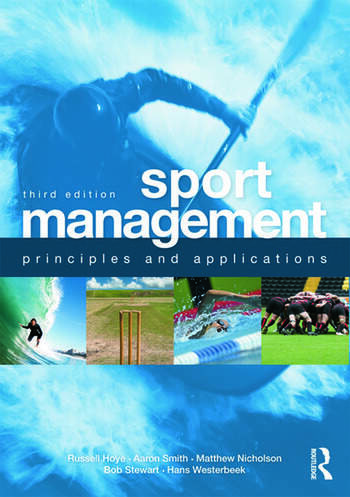 sport management and sociology of sport Sports sociology i sociology of gender and sport i sociology a definition 1 study of social behavior of individuals, groups, organizations, institutions, communities, and.