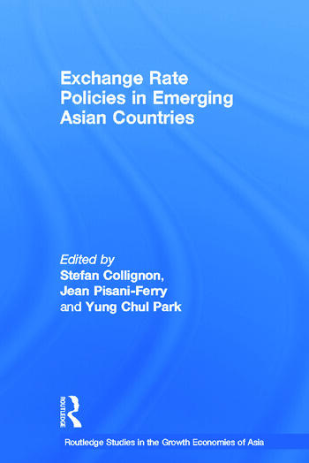 Exchange Rate Policies in Emerging Asian Countries book cover