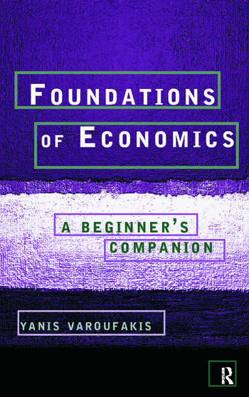 Foundations of Economics A Beginner's Companion book cover