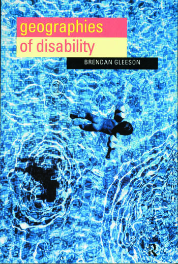 Geographies of Disability book cover