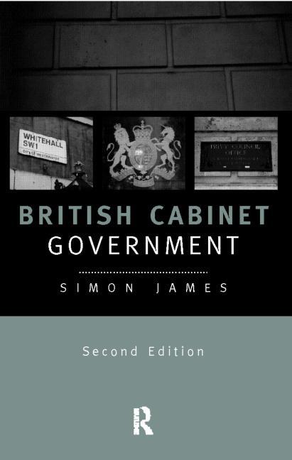 British Cabinet Government book cover