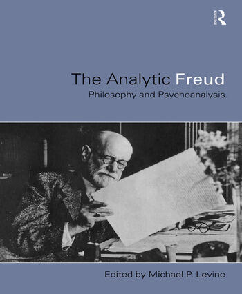 Analytic Freud Philosophy and Psychoanalysis book cover