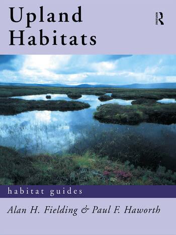 Upland Habitats book cover