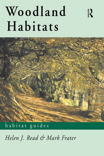 Woodland Habitats book cover