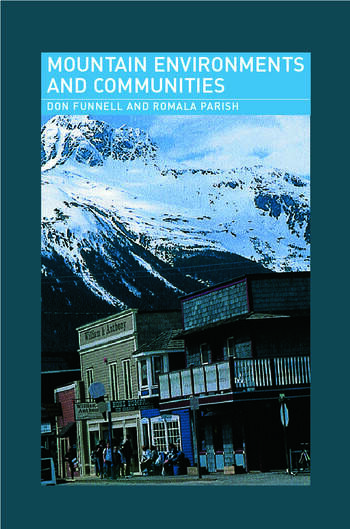 Mountain Environments and Communities book cover
