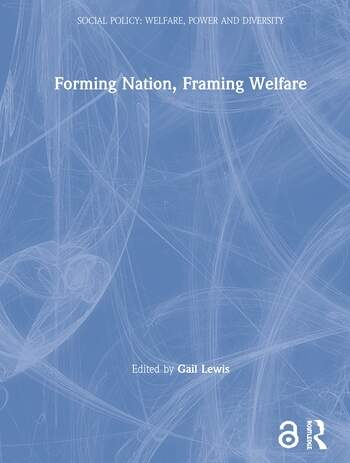 Forming Nation, Framing Welfare book cover