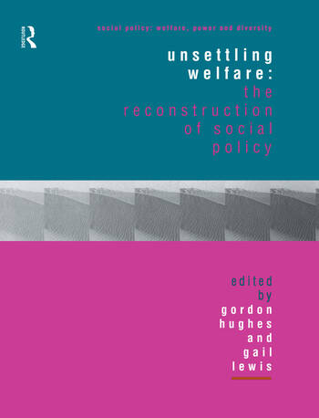 Unsettling Welfare The Reconstruction of Social Policy book cover