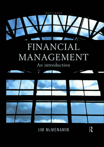 Financial Management An Introduction book cover