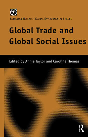 Global Trade and Global Social Issues book cover