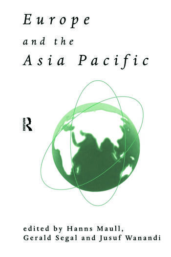 Europe and the Asia-Pacific book cover