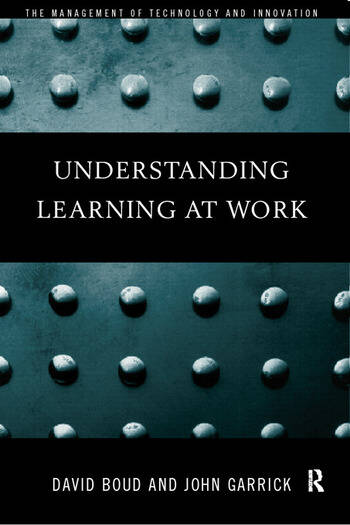 Understanding Learning at Work book cover