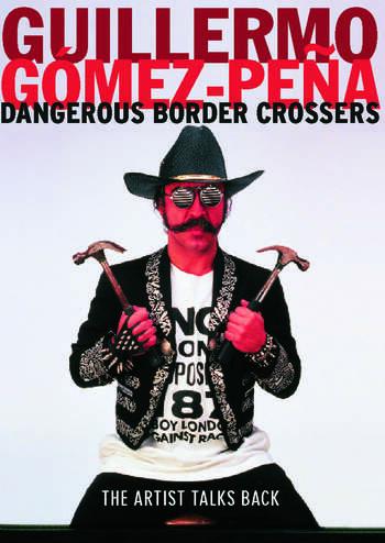 Dangerous Border Crossers book cover