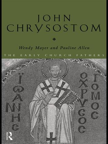 John Chrysostom book cover