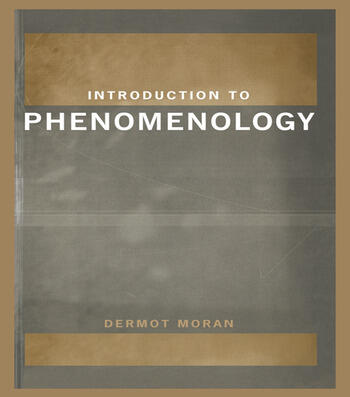Introduction to Phenomenology book cover
