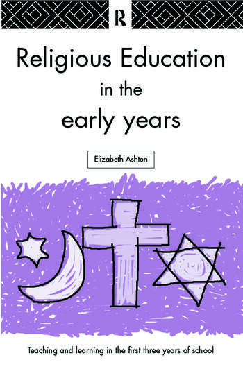 Religious Education in the Early Years book cover