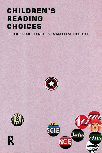 Children's Reading Choices book cover