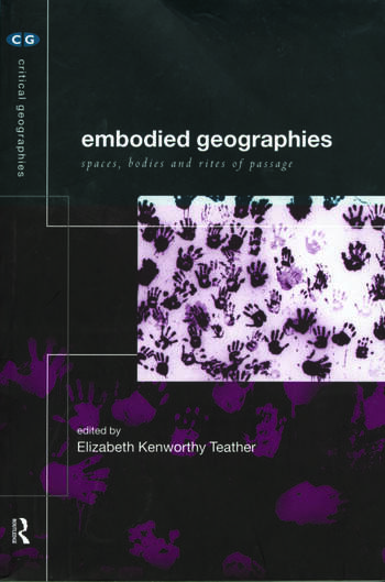 Embodied Geographies book cover