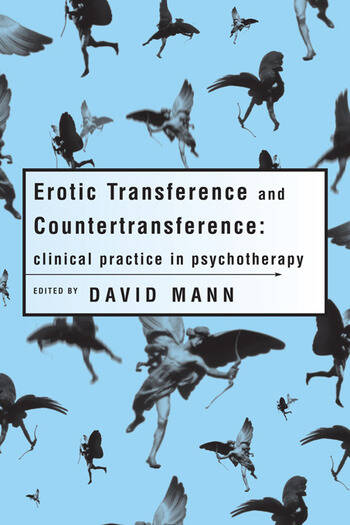 Erotic Transference and Countertransference book cover