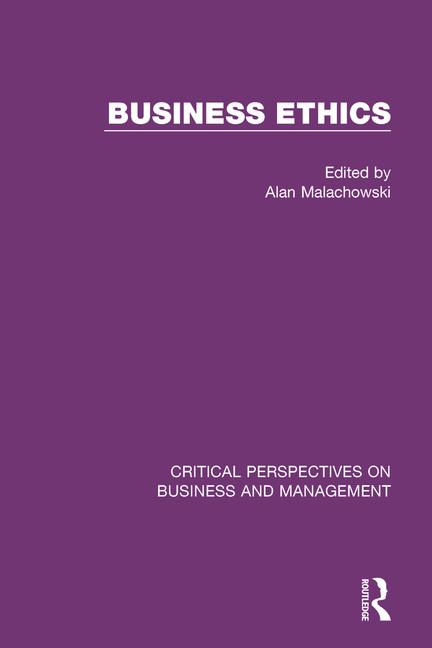 ethical perspectives or business ethics of china Occasional paper 6 by judith irwin doing business in china: an overview of ethical aspects published by the institute of business ethics.