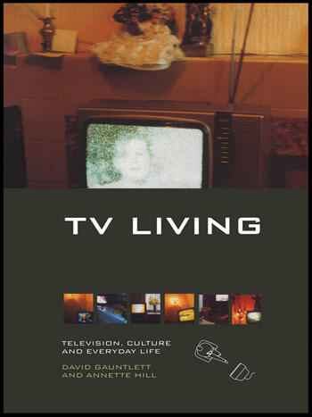 TV Living Television, Culture and Everyday Life book cover