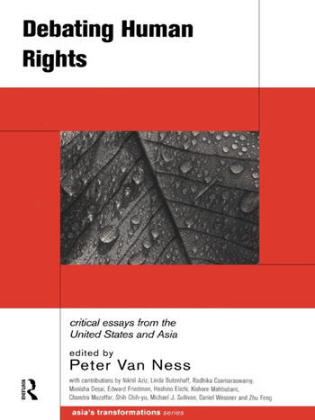 Debating Human Rights Critical Essays from the United States and Asia book cover