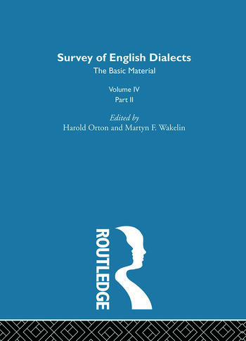 Survey Eng Dialects Vol4 Prt2 book cover