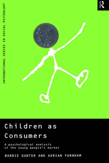 Children as Consumers A Psychological Analysis of the Young People's Market book cover
