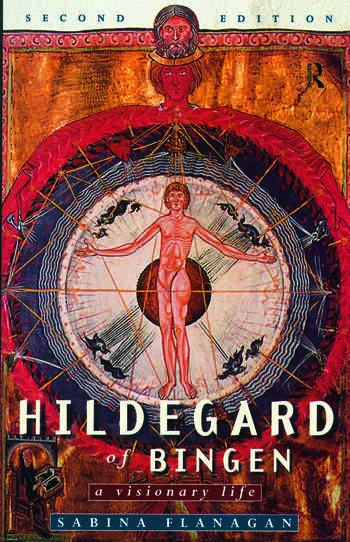 Hildegard of Bingen A Visionary Life book cover