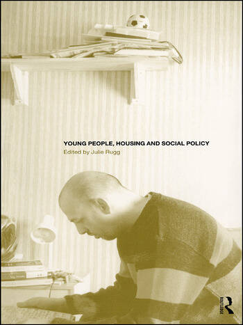 Young People, Housing and Social Policy book cover