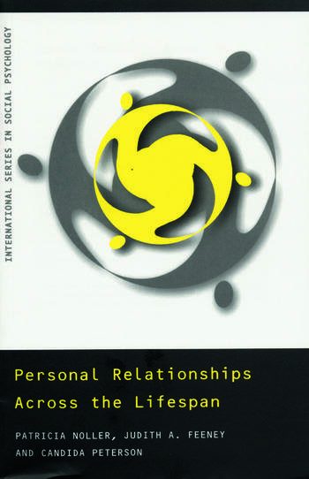 Personal Relationships Across the Lifespan book cover