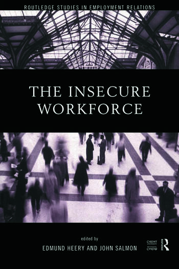 The Insecure Workforce book cover
